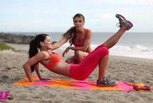 Tone it up workouts / by Jenene Bullock