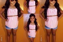 Kid Fashion / by Jennifer Williams