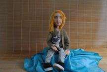 art dolls ooak by watekedewata