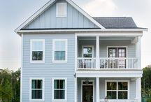 Oak Bluff - Mt. Pleasant, SC - Crescent Homes