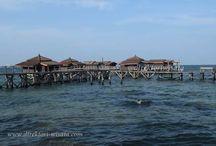 Traversing to Bidadari Eco Resort
