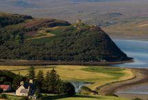 MacKay/McKay clan castles in Scotland