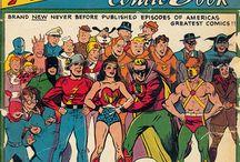 Golden Age of Comics / Golden Age of Comics