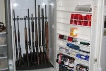Gun Storage Ideas