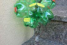 Trab árvore reciclada