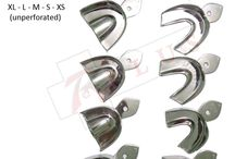 Impression Tray Sets / Impression Tray Sets, Dental, Supplies, Equipment, Tools, Devices, Instruments.