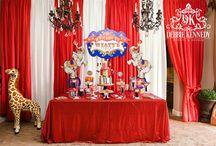 circus theme parties