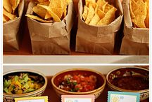 Party Food Bars / by Sara Howe