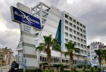 Blue Garden Hotel Antalya Konyaaltı Şehiriçi Oteller
