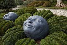 Jardins d'Etretat / Сад Этрета / Мои сады Нормандии - это, конечно же, сады Этрета. Все начиналось с картин Моне и одного посаженного дерева. Сегодня это причудливый зеленый лабиринт кисти Александра Гривко. Приглашаю вас в мою авторскую поездку в июне по родным садам! Подробнее здесь: http://www.cecile.ru/index.php/about/64-poezdka-po-sadam-normandii-s-15-po-18-06-2017