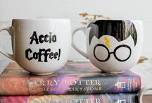 harry potter pottery
