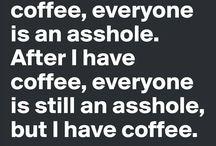 Coffee baby...