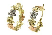 Things to wear - 14K Hawaiian Earrings