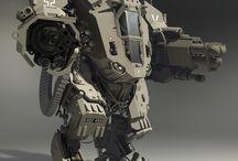 Power Armors