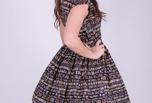 šaty / retro šaty ve stylu 50. let