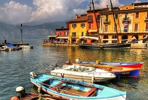 ITALIA - LAGO DE GARDA / I love Lago de Garda. This place will always have a special place in mye heart. My husband proposed to me here.