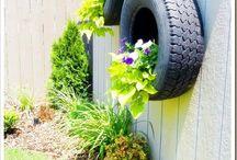 garden simple ideas