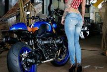 Motorcycles & Women