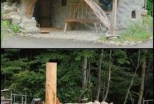Earth housing