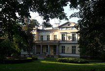 Jabłonna Pierwsza - Pałac