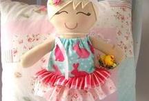 diy toys - dolls