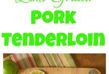 Pork receipes / Pork