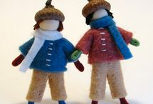 Pipe-cleaner Creations / Additional boards to check out for extraordinary felt and embroidery work... Wee Folk and Sue Spargo