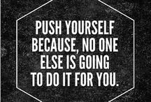 Far-reaching / Perseverance, inspiration, goals, marketing, public relations