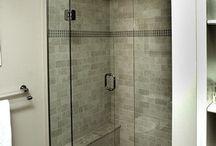 Guest Bath Shower