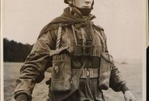 WWII - allied paratroopers