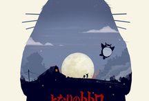 Poster manga
