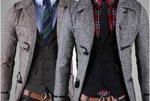 Мужская коллекция - куртки