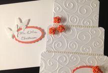 Cards / Wedding Cards-Trouwkaarten