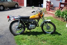 Cars and Motorcycles I have owned or would like to own.