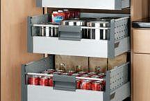 motorhome storage space saving