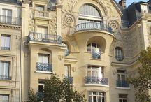 Architecture parisienne / Architecture Haussmannienne Parisienne