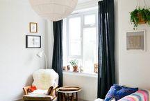 Interior design / Interior design ideas for a small condo