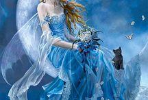 Anjeli - angels  &  Mythology   Fantasy