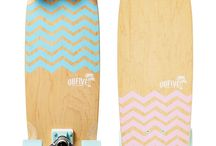 Cruiser Skateboards / Check out the full range of our Cruisers and Longboards...