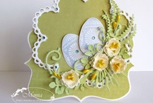 easter/spring cards etc / by Linda Maitland