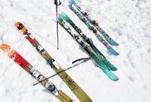 Narciarstwo & Snowboard / Produkty znanych marek sportowych w niezwykłych odsłonach.