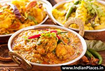 INDIAN Food Recipes - Dishes Made Usually for Dinner