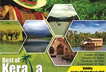 Best of Kerala / Best of Kerala 5 Nights/6 Days Package at just Rs.18,500 PP/-*