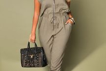 Plus Size Jumpsuits / Women's plus size rompers and jumpsuits