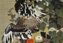 日本画と版画