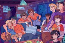 Demigods / demigods and other rick riordans characters