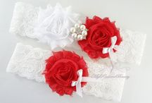 MRB Garters / Find our great sellections of My Radiant Beauty Garters... customized to the way you like it. We have Rhinestones and Flower selection to fit your needs.. contact us @ Contact@myradiantbeauty.com or visit www.MyRadiantBeauty.com