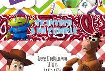 Mariano Toy Story / Cumple de Marianito