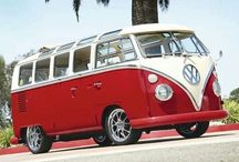 VW bugs and busses