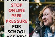 Parenting | Bullying / Articles, guidance, solutions to interactions with a bully. As well as peer pressure, bullying, cyber-bullying and dealing with conflict.